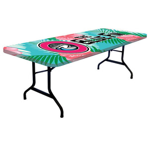 8ft Table Topper - Minuteman Press formely La Luz Printing Company | San Antonio TX Printing-San-Antonio-TX