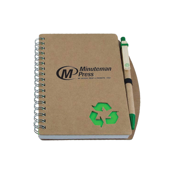 Notebook San Antonio TX MInuteman Press