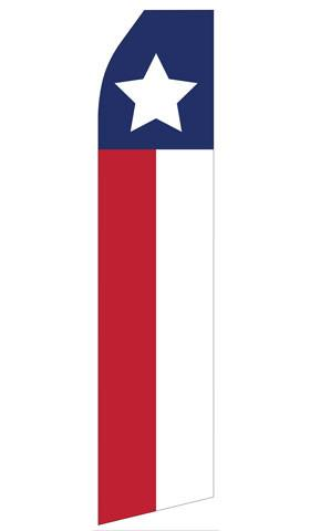 American Flags Feather Flag | Stock Design - Minuteman Press formely La Luz Printing Company | San Antonio TX Printing-San-Antonio-TX