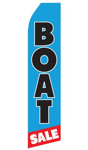 Boat Sale Feather Flags | Stock Design - Minuteman Press formely La Luz Printing Company | San Antonio TX Printing-San-Antonio-TX