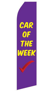 Car of the Week Feather Flags | Stock Design - Minuteman Press formely La Luz Printing Company | San Antonio TX Printing-San-Antonio-TX