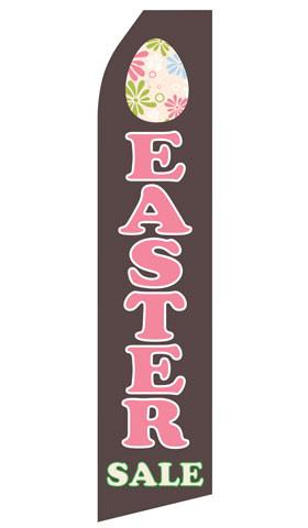 Easter Sale Feather Flags | Stock Design - Minuteman Press formely La Luz Printing Company | San Antonio TX Printing-San-Antonio-TX
