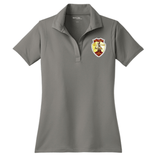 5TH Medical Recruiting Battalion Polo | Woman Polo | Logo Only