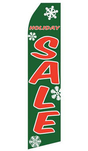 Holiday Sale Feather Flags | Stock Design - Minuteman Press formely La Luz Printing Company | San Antonio TX Printing-San-Antonio-TX
