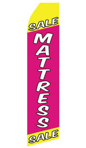 Mattress Sale Feather Flags | Stock Design - Minuteman Press formely La Luz Printing Company | San Antonio TX Printing-San-Antonio-TX