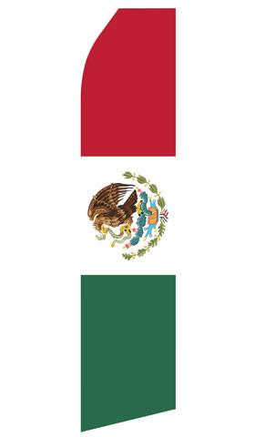 Mexican Feather Flag | Stock Design - Minuteman Press formely La Luz Printing Company | San Antonio TX Printing-San-Antonio-TX