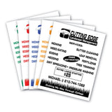 One Color Custom Flyers - Minuteman Press formely La Luz Printing Company | San Antonio TX Printing-San-Antonio-TX