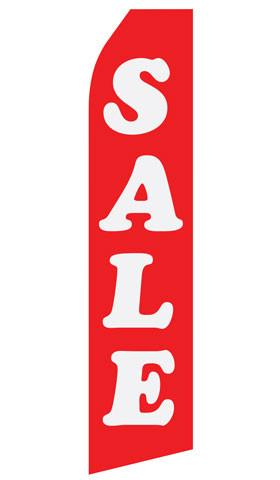 Sale Here Feather Flag | Stock Design - Minuteman Press formely La Luz Printing Company | San Antonio TX Printing-San-Antonio-TX
