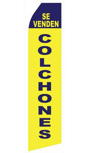 Se Venden Colchones Feather Flags | Stock Design - Minuteman Press formely La Luz Printing Company | San Antonio TX Printing-San-Antonio-TX