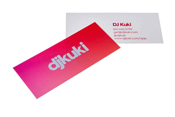 Slim Business Cards | 1.75