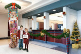 World's Large Giant Christmas Stockings - Minuteman Press formely La Luz Printing Company | San Antonio TX Printing-San-Antonio-TX