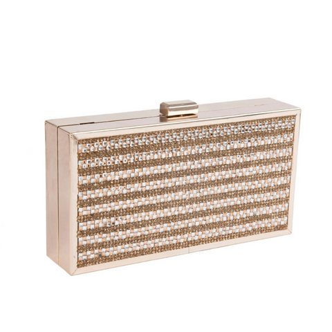 Gold Cocktail Party Edit Clutch