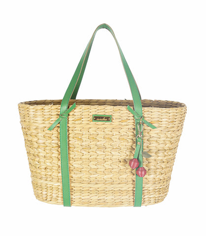 Cherry Meadow Tote Bag