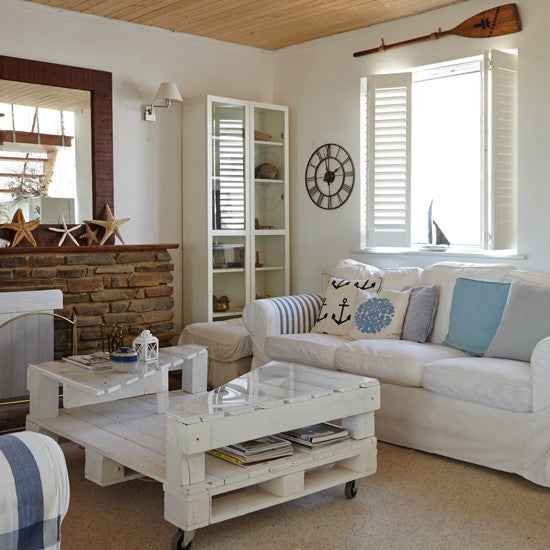 Coastal Living Style Tips - how to get that ocean style!