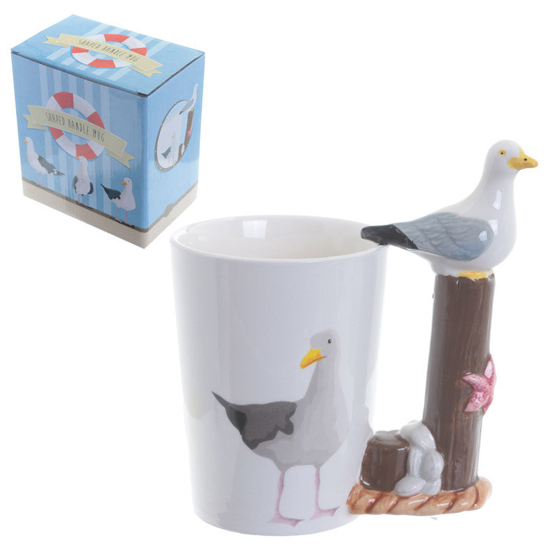 Seagull Mug - Seashore No4
