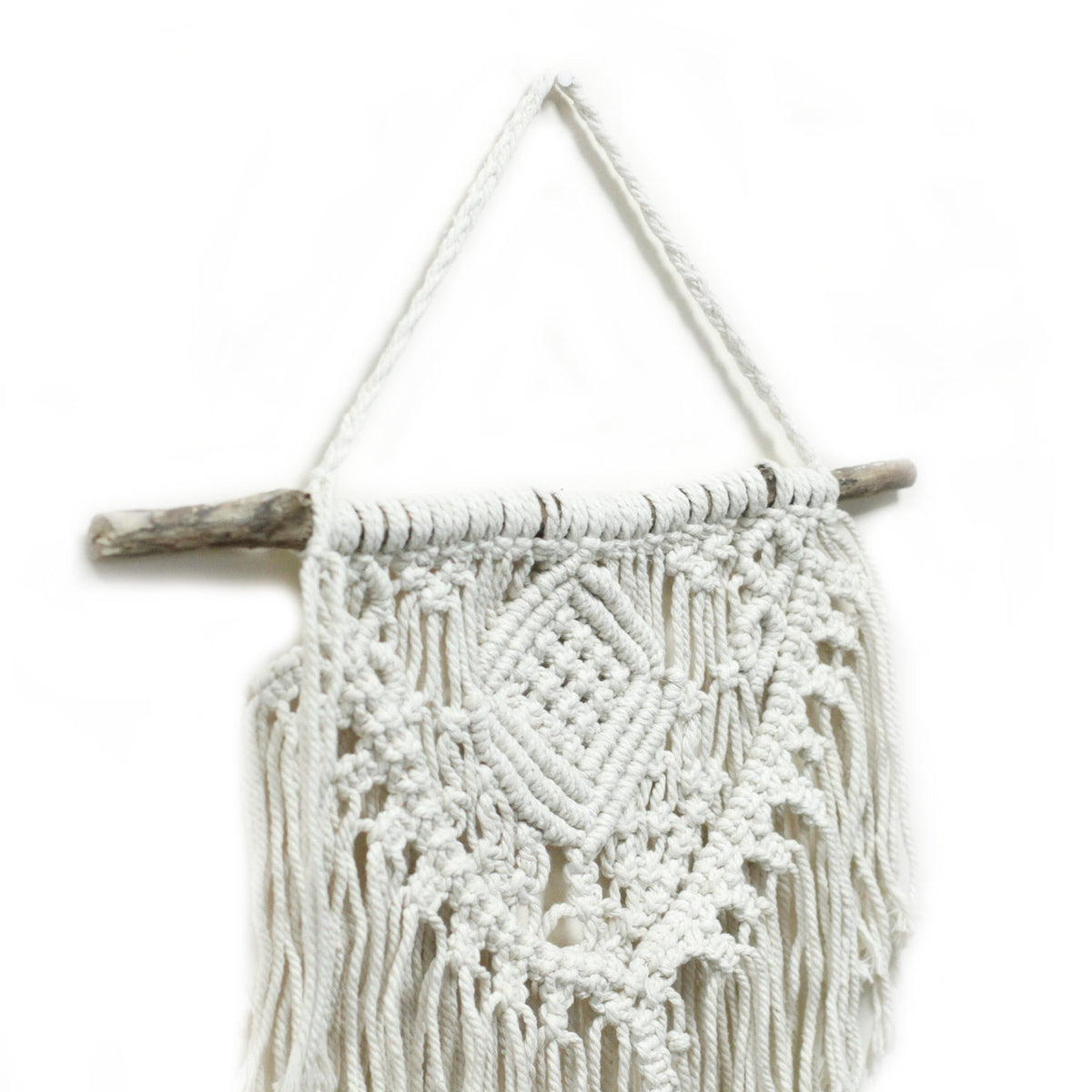 Macrame Wall Hanging - Home & Heart - Seashore No4