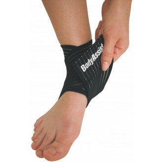 BA ELASTIC ANKLE WRAP WITH LOOP ANCHOR