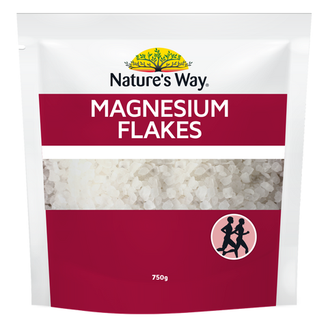 Nature's Way Magnesium Flakes 750g