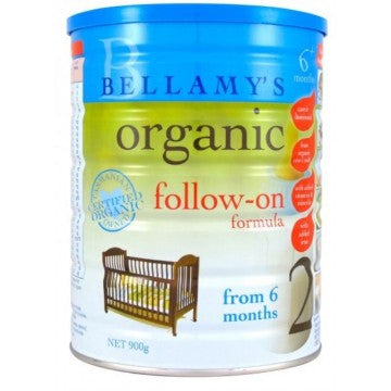 Bellamy's Follow On Formula (Step 2) 900g