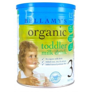 Bellamy's Formula (Step 3)  Toddler 900g
