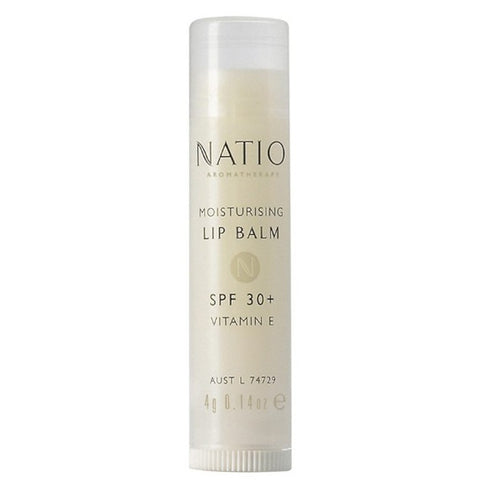 Natio Moisturising Lip Balm SPF 30+ 4g
