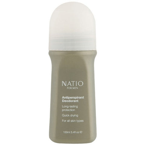 Natio For Men Anti-Perspirant Deodorant 100ml