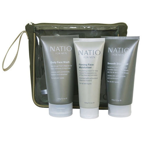 Natio For Men Groom Pack