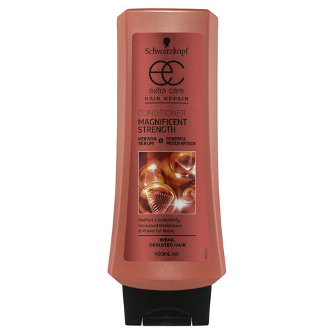 Schwarzkopf Extra Care Magnificent Strength Conditioner 400ml