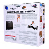 BA DELUXE BACK REST CUSHION