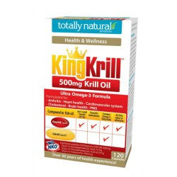 King Krill 500mg Cap X 120