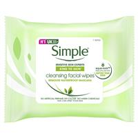 Simple Cleansing Facial Wipes 7 Pack