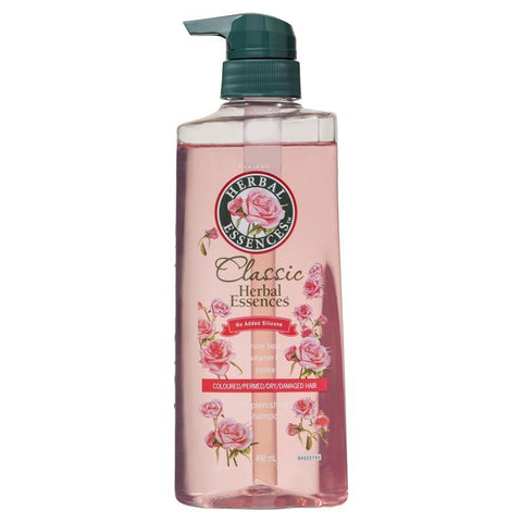 Herbal Essences Classics 490ml Replenishing Shampoo for Coloured/Permed/Dry/Damaged Hair