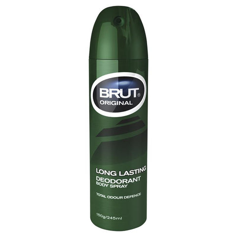 Brut Original Deodorant Spray 150g