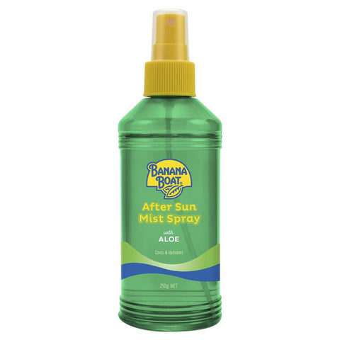 Banana Boat After Sun Spray Aloe Mist 250ml