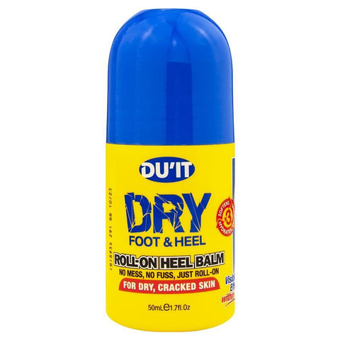 DUIT Roll On Heel Balm 50ml