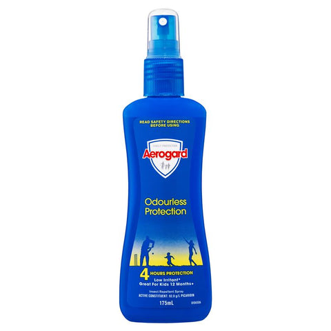 Aerogard Odourless Insect Repellant 175ml Pump