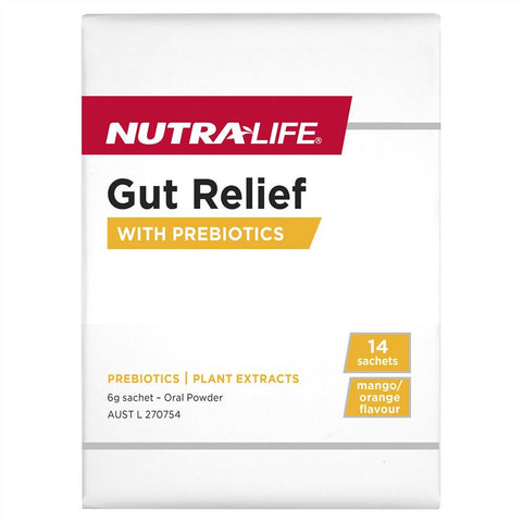 Nutra-Life Gut Relief 14 Sachets