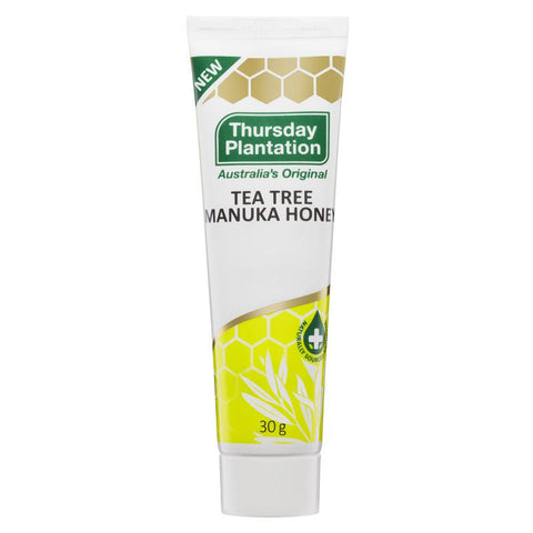 Thursday Plantation Tea Tree Oil and Manuka Honey Healing Balm 30g