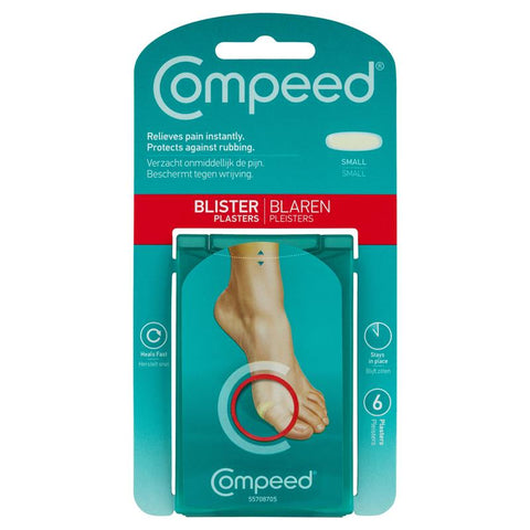 Compeed Blister Small 6