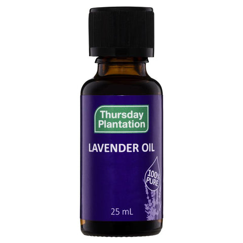 Thursday Plantation Lavender Oil 100% Pure 25ml