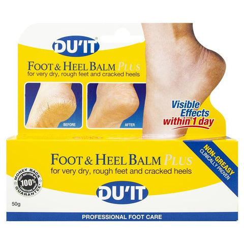 DUIT Foot & Heel Balm Plus 50g