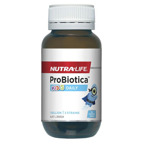 NutraLife Probiotica Kids Daily 60 Capsules