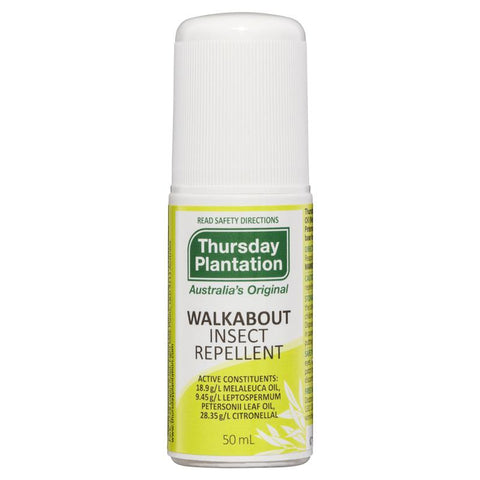 Thursday Plantation Walkabout Insect Repellent Roll-On 50mL