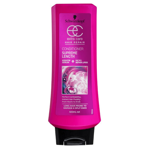 Schwarzkopf Extra Care Supreme Length Conditioner 400mL