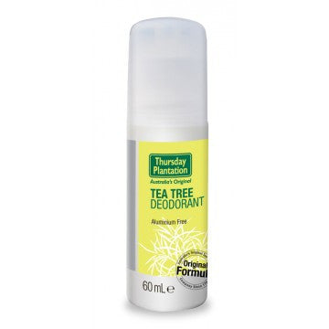 Thursday Plantation Tea Tree Deodorant Original 60ml