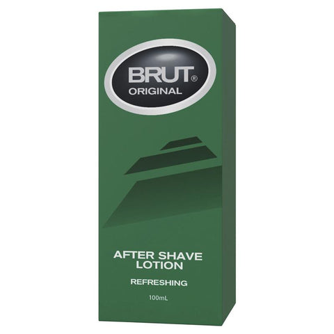 Brut Original Aftershave Lotion 100ml