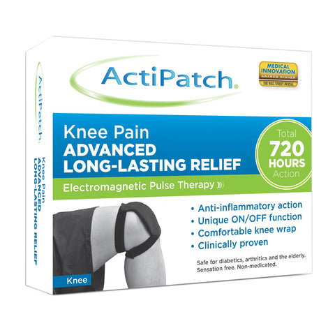 ActiPatch Knee Pain Advanced Long Lasting Relief