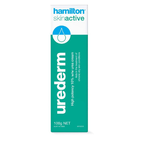 Urederm High Potency 10% Urea Cream 100g