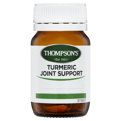 Thompson's Turmeric Joint Support 30 Tablets
