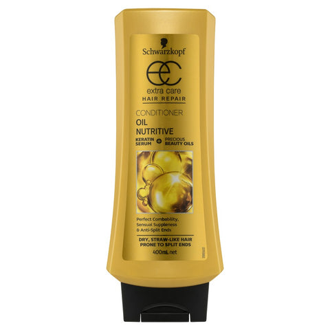 Schwarzkopf Extra Care Oil Nutritive Conditioner 400mL